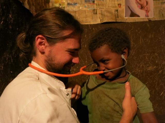 Iñaki Alegría. África. Etiopía