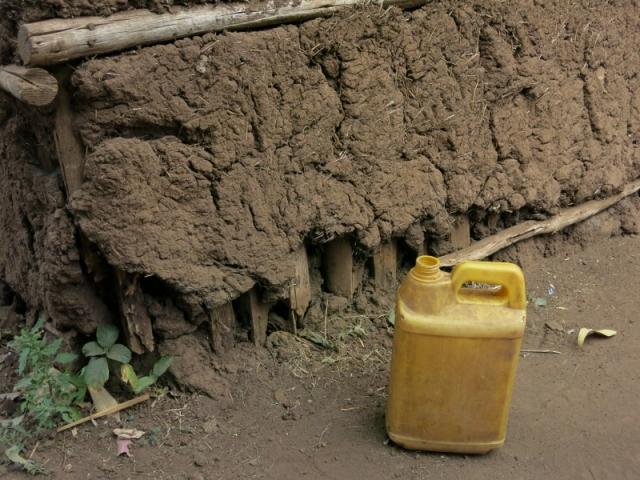 Iñaki Alegria. Etiopía. Desnutrición.
