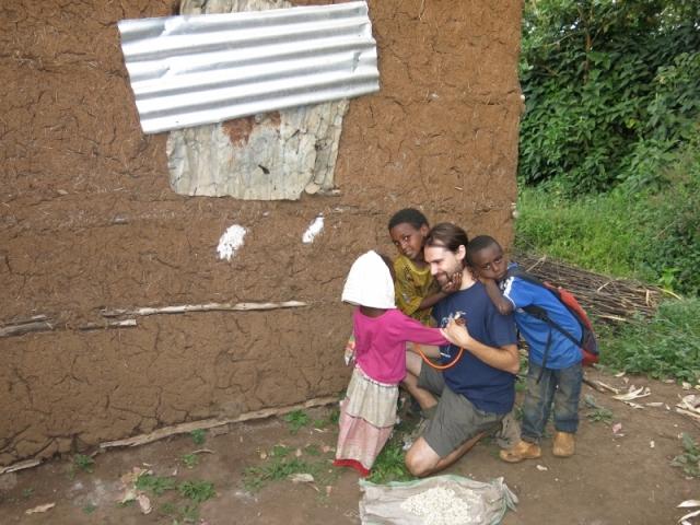 Iñaki Alegria. Ethiopia